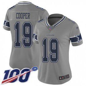 Women  Amari Cooper 100th Season Jersey (1)